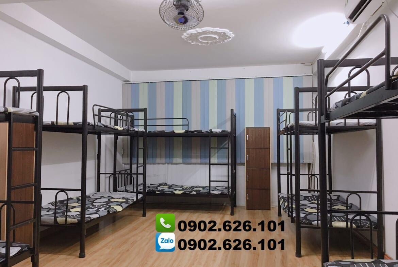 giường tầng sinh viên