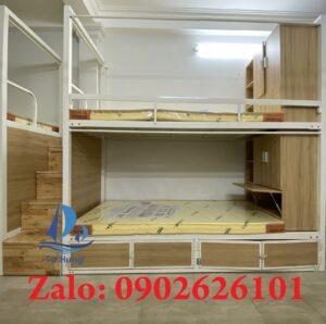 Giường Tầng Sắt Giá Rẻ tại Tp.HCM